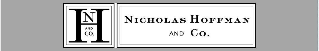 Nicholas Hoffman & Co.